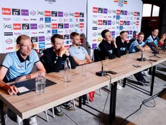 HERBELEEF. Wat hadden beloften, dames en helpers van Wout van Aert te vertellen op persconferenties?