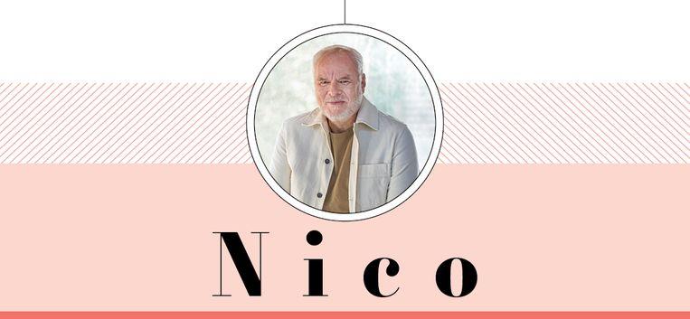 """Nico Dijkshoorn: """"Blijkbaar beleven dj's mij als een fossiel met wit haar"""""""