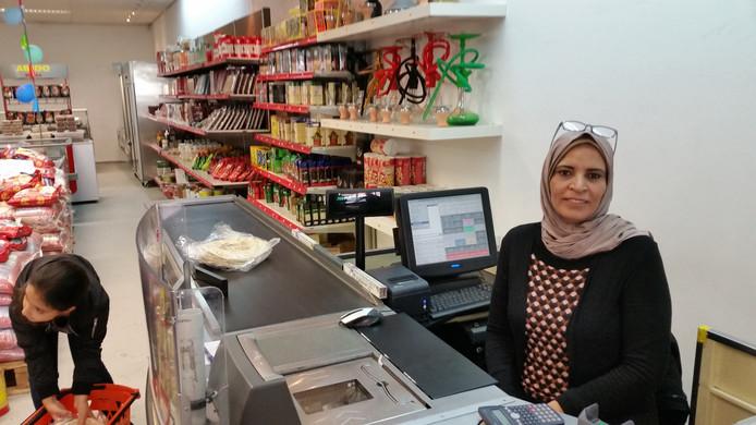 Somayya Hamid opende vorige week Judi Food op Walstraat 13.
