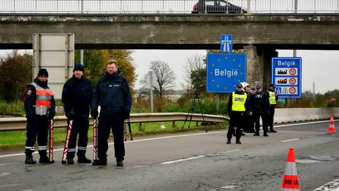 West-Vlaanderen houdt nu al grenscontroles