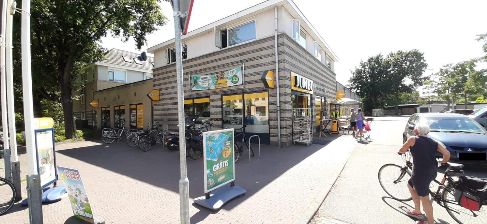 Supermarkt Jumbo in Wouw.