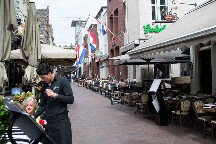 Korte Putstraat in Den Bosch.