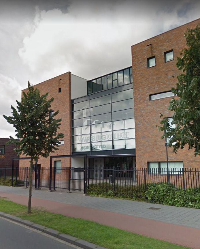 Het Wartburg College in Dordrecht