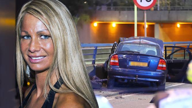 Barbie uit 'Oh Oh Cherso' in kritieke toestand na autocrash