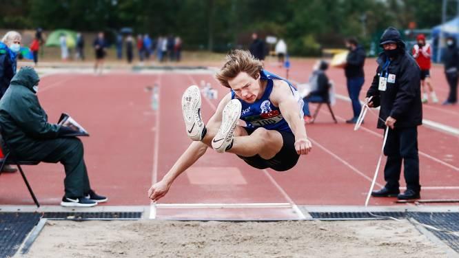 Jente Hauttekeete door te veel meewind geen Belgisch recordhouder tienkamp bij juniores