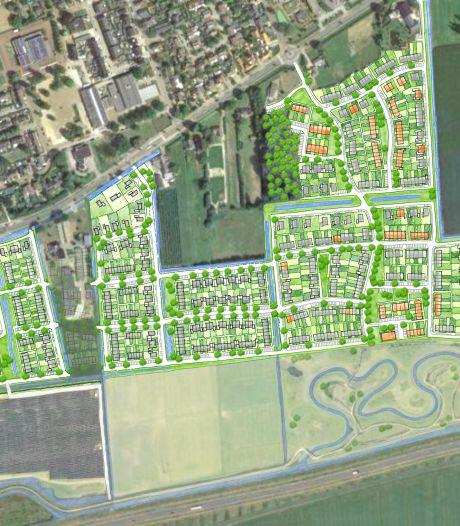 Het Leeuwse Veld wordt afgebouwd: Beneden-Leeuwen krijgt er 170 woningen bij