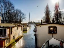 Woonbootbewoners trekken aan de bel: 'Gemeente wil ons kwijt'