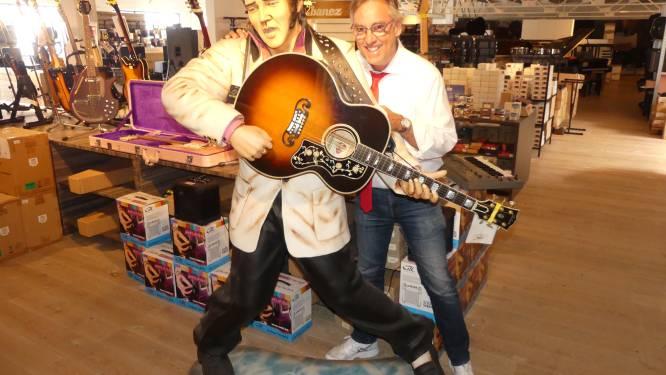 """Nog één keer winkelen bij Piens MusicPlanet: """"Hier liggen meer dan 3.000 gitaren stof te vergaren"""""""