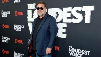 Russell Crowe weigerde rol in 'The Lord of the Rings' ... en liep daarbij mogelijk 100 miljoen dollar mis