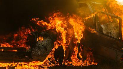 Twee voertuigen uitgebrand en schade aan woning in Paal na opzettelijke brandstichting