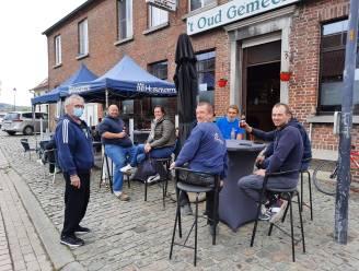 Opperbeste sfeer in 't Oud Gemeentehuis