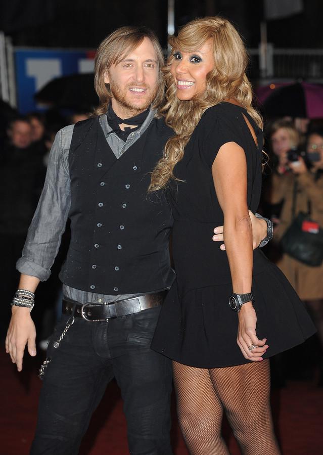 David en Cathy Guetta.