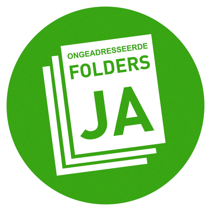 Ja sticker.