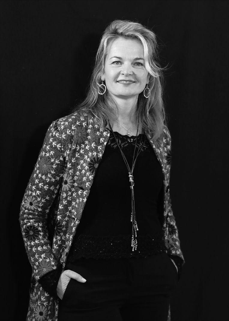 Mildred Hofkes, ondernemer en onderzoeker bij Bureau Hofkes  en betrokken bij platform NieuwBestuur. Beeld