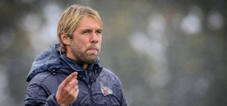 Quick 1888 handelt snel: Rutger Worm opvolger van Ivo Rossen die ook bij FC Eindhoven vertrekt
