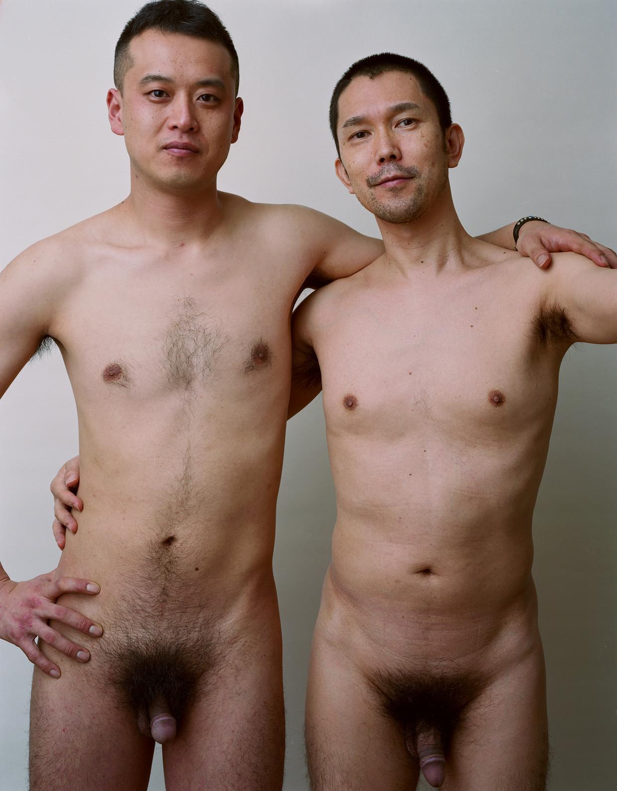 Uit de serie With me, Takano Ryudai.  Beeld Collectie Yumiko Chiba