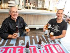 Brouwers mogen het speciale bier weer laten vloeien, want proeven bij De Beuk in Den Ham kan weer