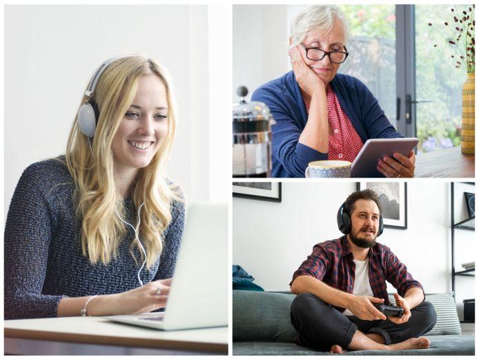 Welk internetabonnement past best bij jouw profiel?