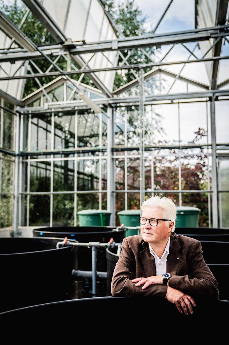 Ronny Blust: 'Er zijn de voorbije jaren aanzetten geweest voor een Europese wetgeving over bodemverontreiniging, maar die hebben niks opgeleverd. Zelfs in België hebben we drie regio's met telkens een andere wetgeving en normenkader. Beeld Wouter van Vaerenbergh