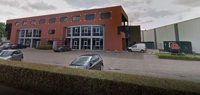 Het kantoor van Moonen in Den Bosch.