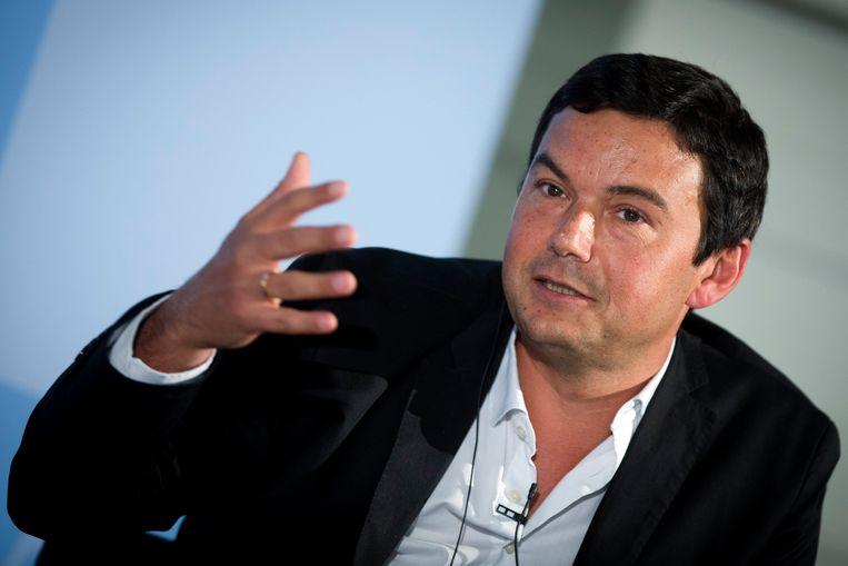 Thomas Piketty. Beeld PHOTO_NEWS