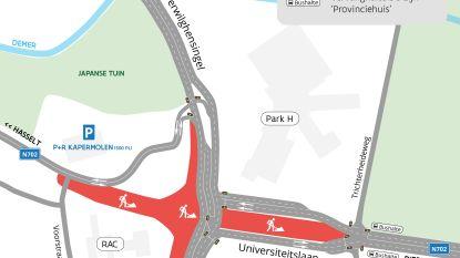 """""""We hebben 58 uur de tijd om fietstunnel af te breken en tijdelijk kruispunt aan te leggen"""""""