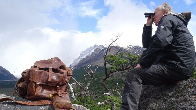 Beeld uit de film Nomad van Werner Herzog.  Beeld BBC
