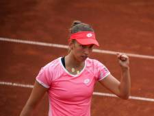 Elise Mertens se hisse en finale du tournoi d'Istanbul