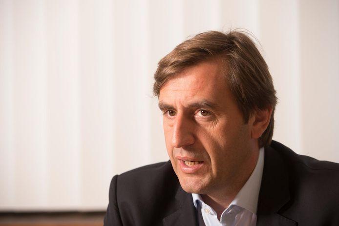 Bernard Delvaux, CEO de la Sonaca