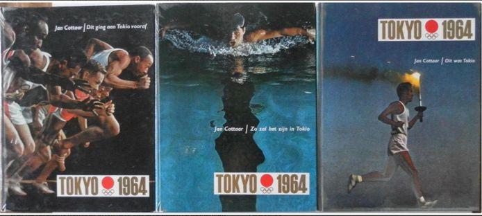De Tokio 1964-trilogie van Jan Cottaar.