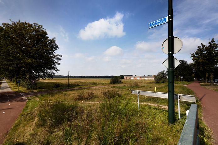 Terrein toekomstig Eeneind-West in Nuenen.