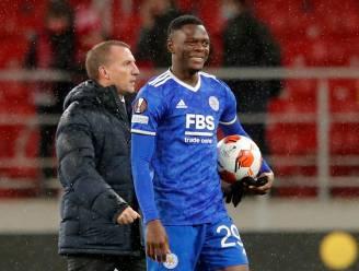 Tielemans ziet ploegmaat Daka vier keer scoren in Europa League: Leicester wint van Spartak Moskou