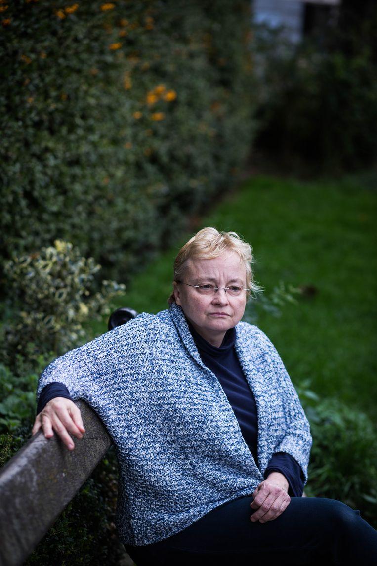 Ann Rowie is mantelzorger.  Beeld Bas Bogaerts