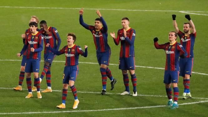 Op naar Clasico in finale Spaanse Supercup? Barça na strafschoppen voorbij Sociedad en Januzaj