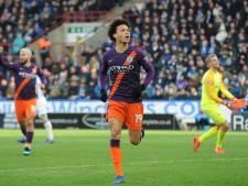 Manchester City heeft weinig problemen met hekkensluiter Huddersfield