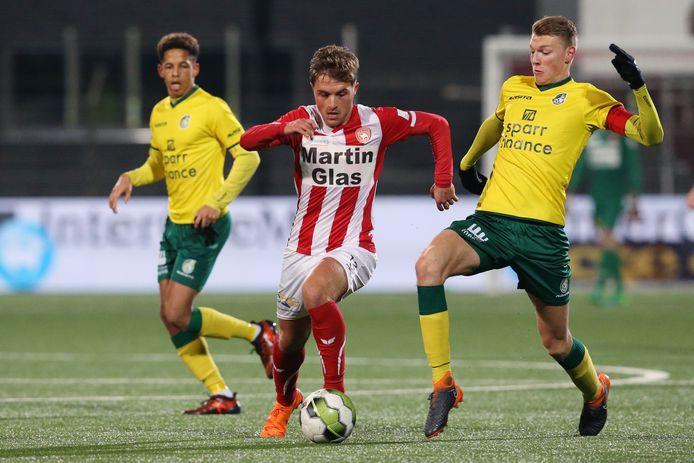 Dean van der Sluys.