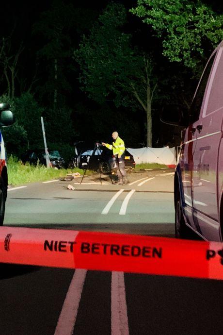 Verdachte weer vrij, extra verkeersbord bij Lunterseweg naar aanleiding van dodelijk ongeluk