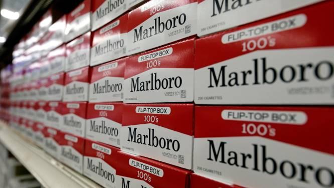 Producent Marlboro wil binnen tien jaar stoppen met sigarettenverkoop in Verenigd Koninkrijk