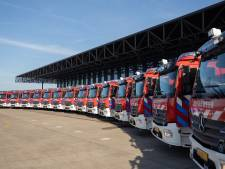 Verouderde brandweerwagens zijn uitgeblust en worden vervangen
