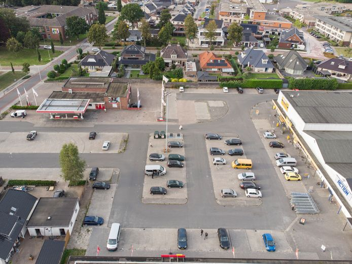 Er zijn plannen om de winkels van winkelcentrum het Linderflier te verplaatsen naar een nieuwe locatie.