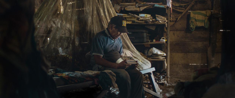 De openingsfilm Nothing but the sun gaat over het Ayoreovolk in Paraguay.  Beeld -