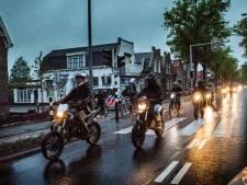 'Herrieschoppers' scheuren met brommers en scooters door de Hoeksche Waard: twee arrestaties en diverse boetes