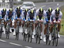 Eneco Tour: Orica gagne le CLM par équipes, Keukeleire leader