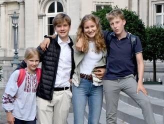 Bijna 150.000 euro per jaar aan leergeld alleen: zo studeren de kinderen van koning Filip en Mathilde