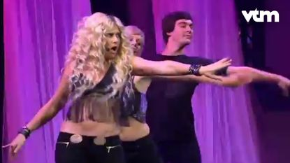 Shakira heeft het allemaal in 'Tegen De Sterren Op'