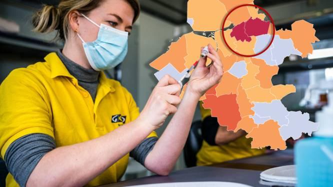 KAART | Nieuwe coronapiek Staphorst tikt bijna jaar oud record aan, ook stijging in Apeldoorn