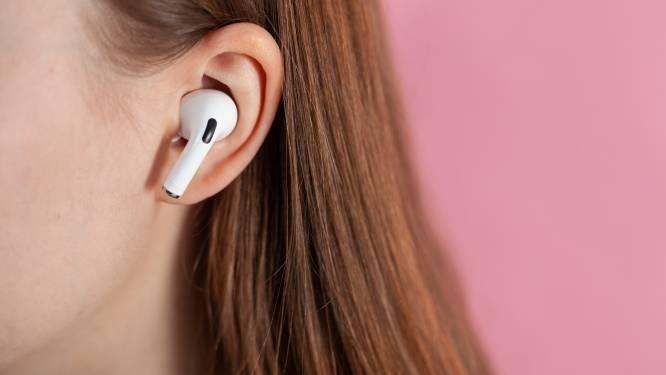 Weg, oorsmeer: zo maak je draadloze oordopjes goed schoon
