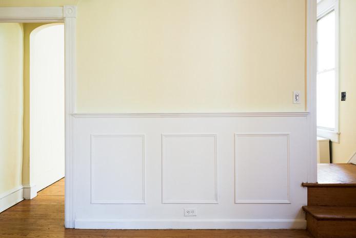 Bekend Stijlvolle bescherming voor de muur? Denk aan lambrisering | Wonen &LK15