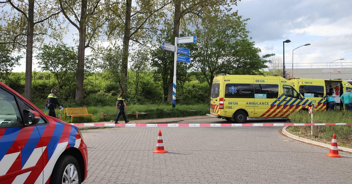 Man uit Lienden komt om het leven door eenzijdig ongeluk in Tiel.
