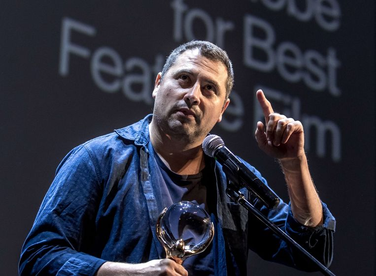 Regisseur Radu Jude. Beeld EPA